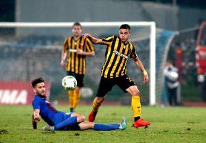 """ΑΕΚ – ΑΟΚ 5-0 ΤΕΛΙΚΟ """"Κιτρινόμαυρη"""" θύελλα!"""