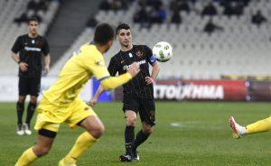 ΑΕΚ – Παναιτωλικός 0-0 ΤΕΛΙΚΟ