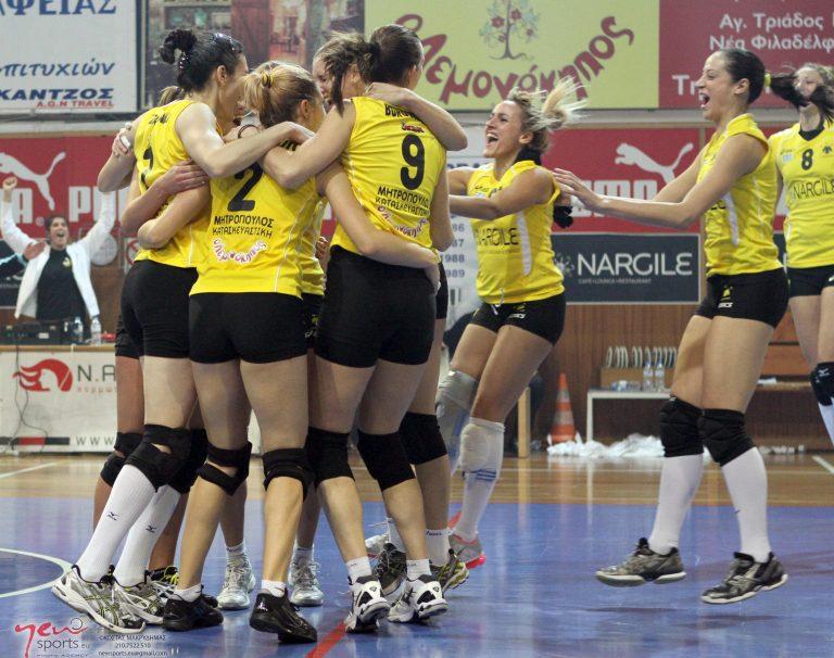 Θριάμβευσε η ΑΕΚ στο ντέρμπι με τον Ολυμπιακό   Newsit.gr
