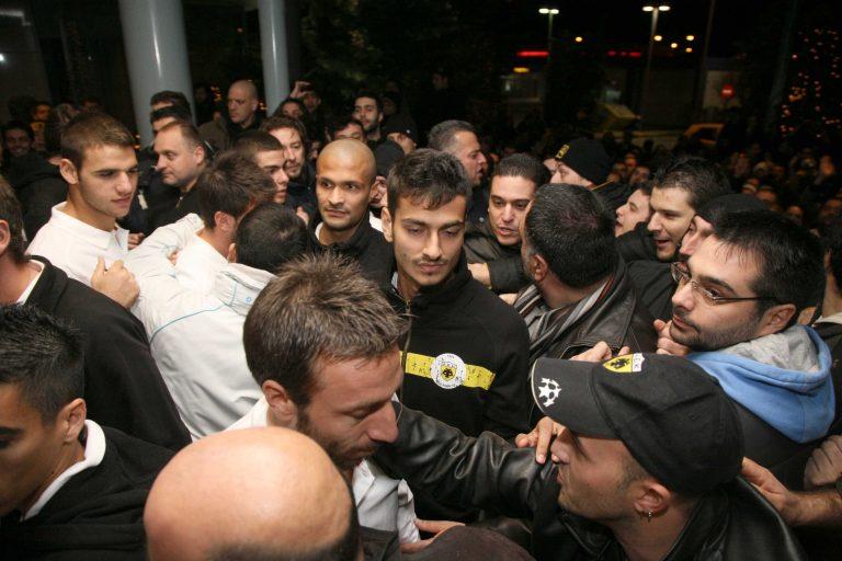 «Νικήστε για εμάς και την φανέλα» | Newsit.gr