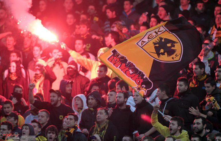 Σφράγισε εισιτήρια η ΑΕΚ – Με κόσμο στα πλέι οφ | Newsit.gr