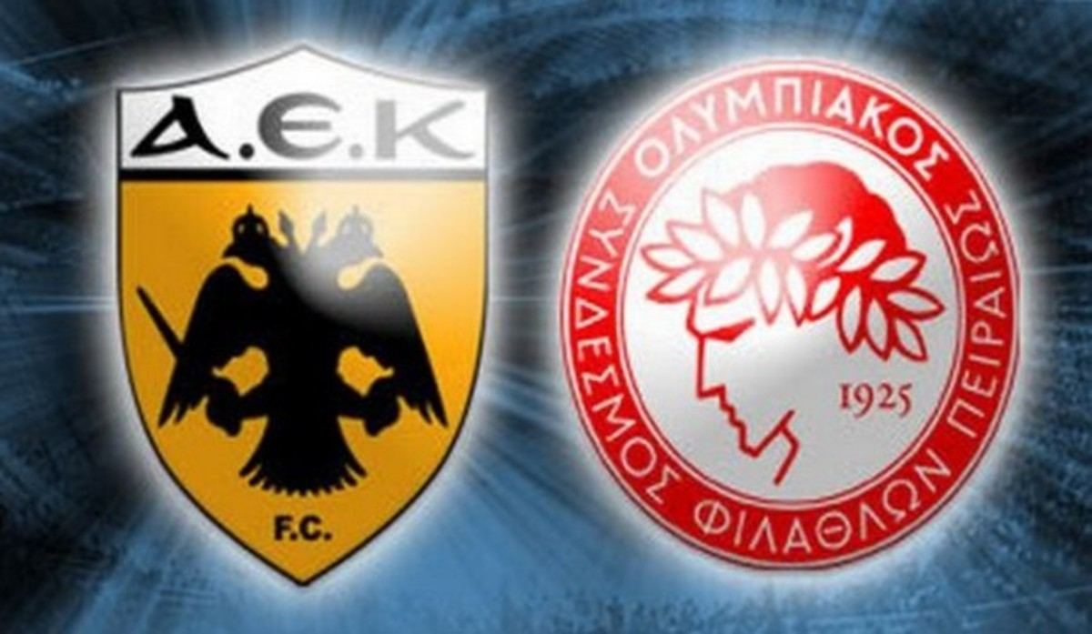 Ντέρμπι κάποτε, ντέρμπι πάντα – ΑΕΚ-Ολυμπιακός (19:30)   Newsit.gr