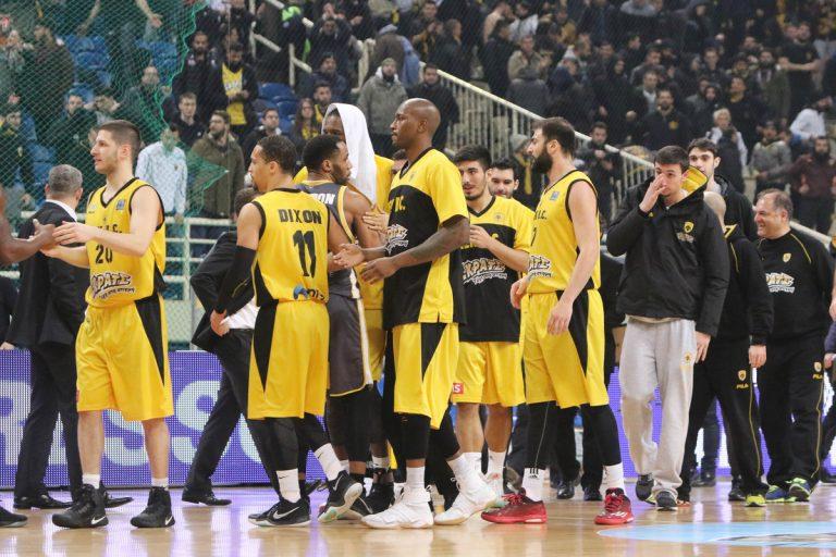 AEΚ: Προκρίθηκε στα νοκ άουτ του Basketball Champions League | Newsit.gr