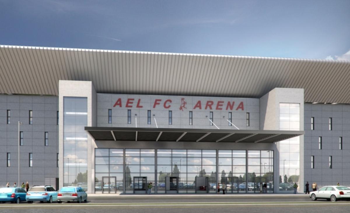 AEL FC Arena το όνομα του νέου παλατιού της Λάρισας | Newsit.gr
