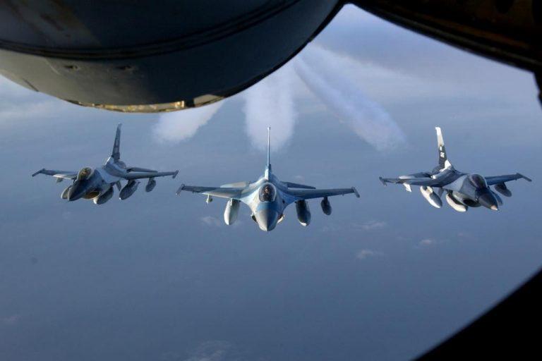 Οι Αετοί του Λεωνίδα: Ένα εκπληκτικό βίντεο από τη Πολεμική Αεροπορία με πλάνα από το Αιγαίο! | Newsit.gr