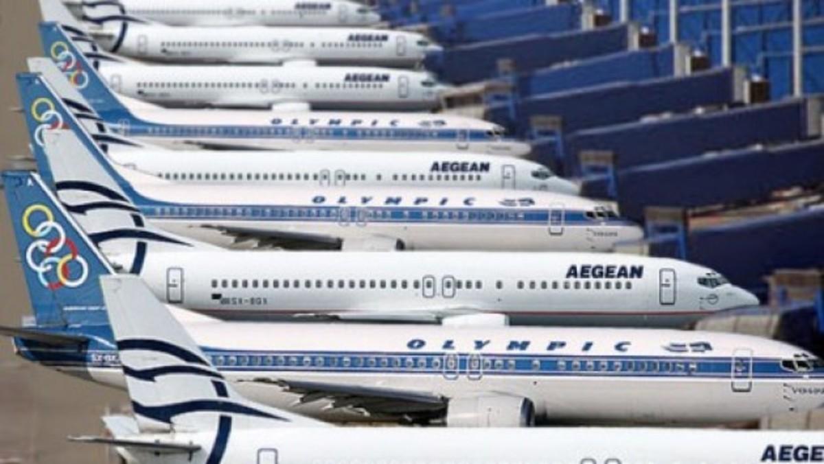 Νέες ευνοϊκότερες παραχωρήσεις της Aegean για την εξαγορά της Ολυμπιακής | Newsit.gr
