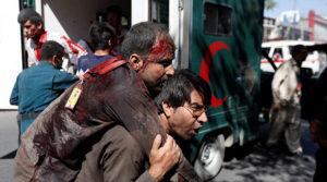 Έκρηξη κοντά στη Γερμανική Πρεσβεία στην Καμπούλ – Δεκάδες θύματα