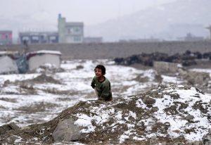 27 παιδιά πέθαναν από τις σφοδρές χιονοπτώσεις στο Αφγανιστάν