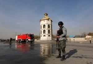 Αιματηρή επίθεση αυτοκτονίας στο Αφγανιστάν – 4 νεκροί