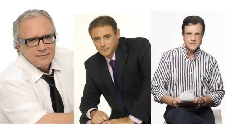 Ποια πρωινή εκπομπή του Σαββατοκύριακου έχει μείνει δέκα μονάδες πίσω; | Newsit.gr