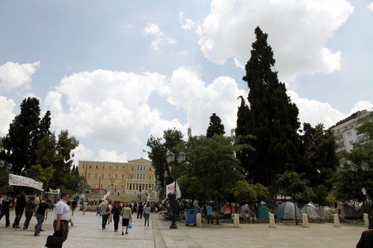 Υπουργός Δικαιοσύνης : Δήμαρχε διώξε τα τσαντίρια των Αγανακτισμένων από το Σύνταγμα!   Newsit.gr