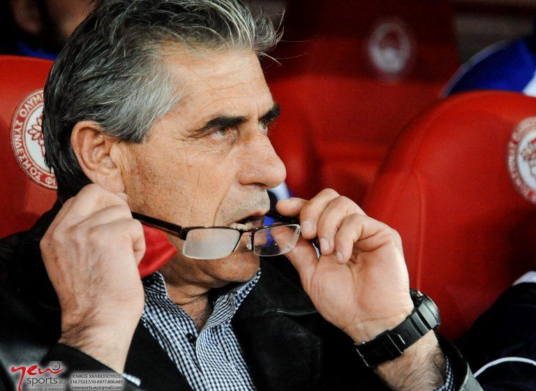 Ο Αναστασιάδης στον πάγκο του Πλατανιά | Newsit.gr