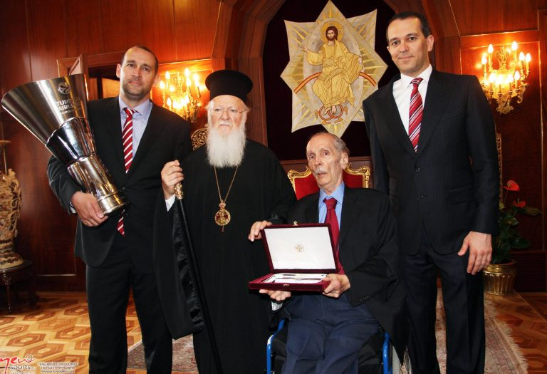 Τήρησαν την υπόσχεση τους – Στο Πατριαρχείο ο Ολυμπιακός (ΦΩΤΟ) | Newsit.gr
