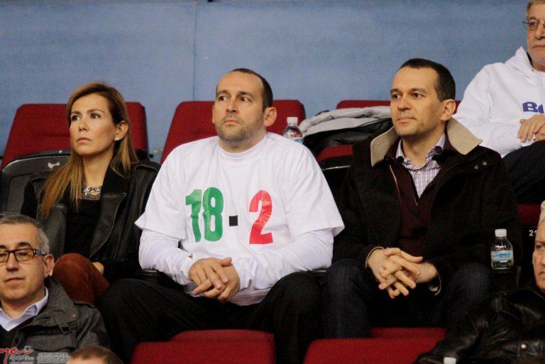 Απλή έκφραση κριτικής στη διαιτησία το «18-2» του Αγγελόπουλου | Newsit.gr