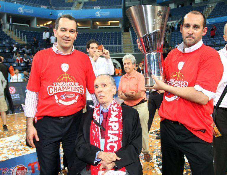 Κωνσταντίνος Αγγελόπουλος: Είμαι υπερήφανος για τους γιους μου | Newsit.gr