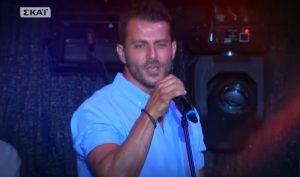 "Survivor: O Αγγελόπουλος τραγούδησε ""Άιντε θύμα, άιντε ψώνιο"" και έβαλε φωτιά στα social media [vid]"
