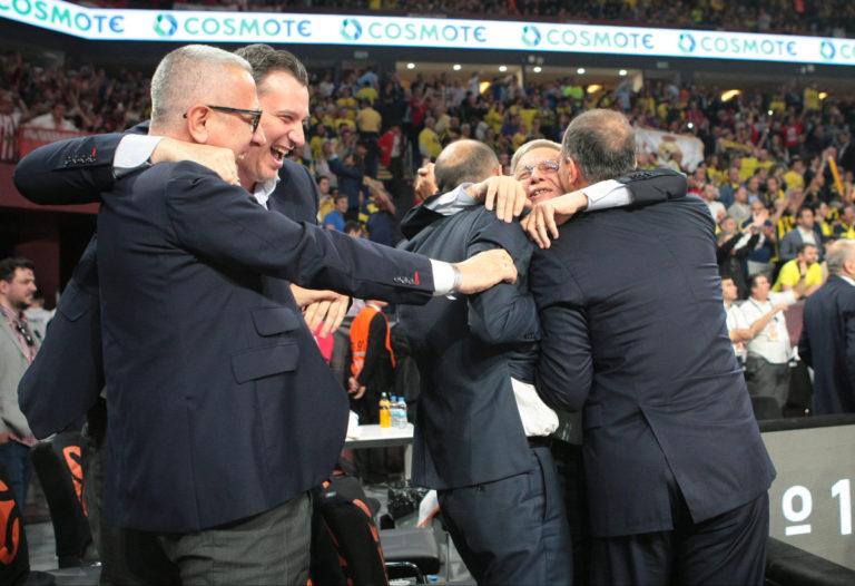 Final Four 2017: Η αγκαλιά των Αγγελόπουλων και το… γούρι [vids] | Newsit.gr
