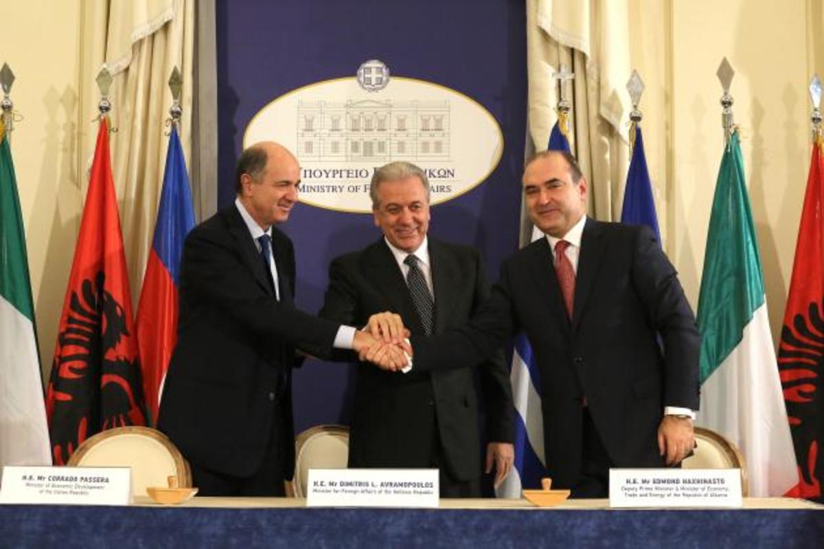 Αγωγός TAP : Τι μπορεί να κερδίσει η Ελλάδα από την υπογραφή του | Newsit.gr