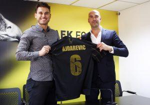 """ΑΕΚ – Αϊντάρεβιτς: """"Θέλω να κερδίζω, όχι να είμαι τρίτος και τέταρτος"""""""