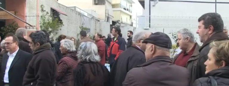Κατάληψη στη ΔΟΥ Αιγάλεω | Newsit.gr
