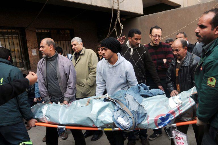Δυο νεκροί στην Αίγυπτο   Newsit.gr