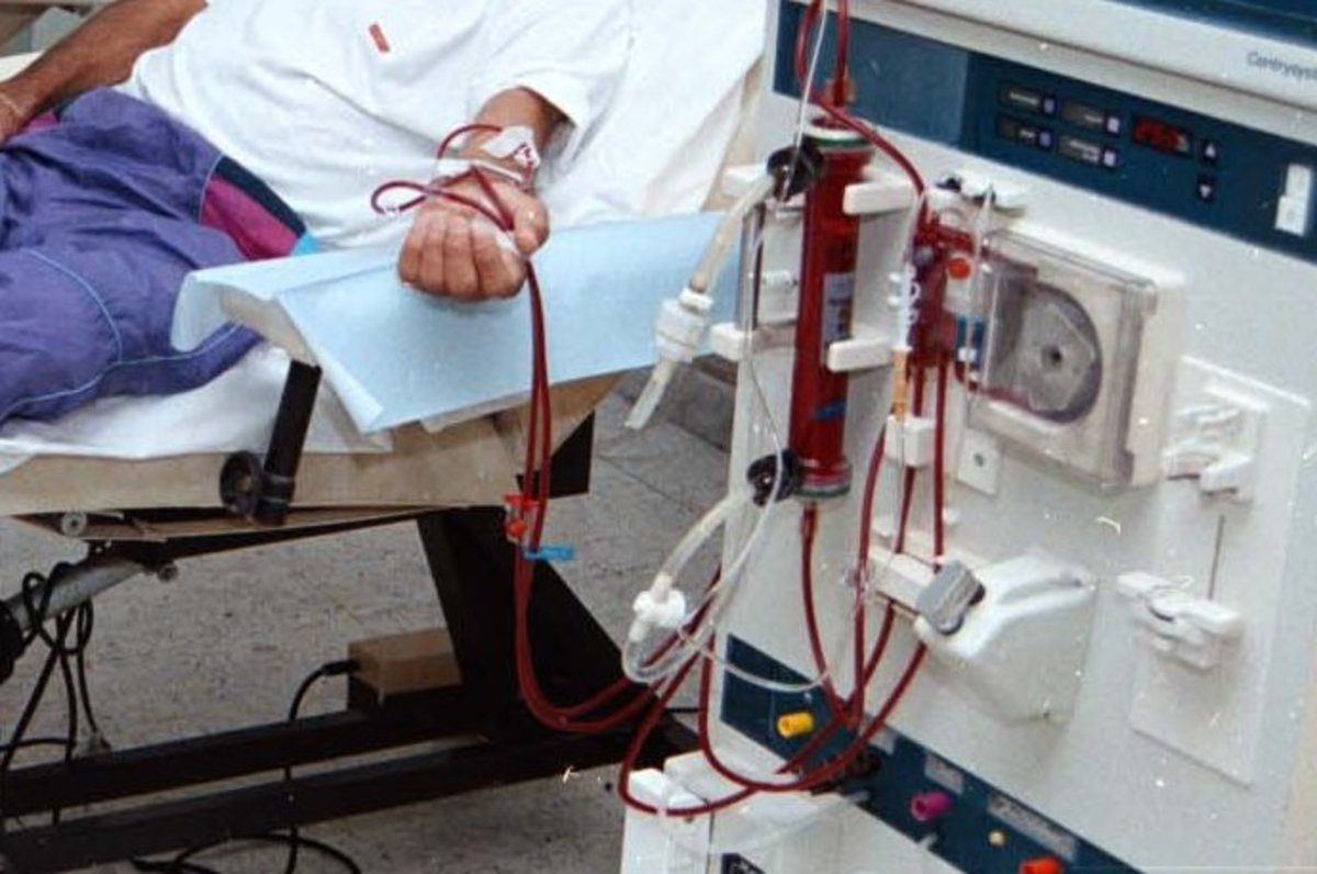 Αίγινα: Έκοψαν το ρεύμα την ώρα της αιμοκάθαρσης στο Νεφρολογικό Κέντρο! | Newsit.gr