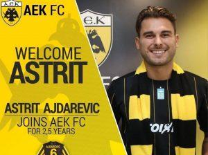 Έπεσαν οι υπογραφές! Παίκτης της ΑΕΚ ο Αϊντάρεβιτς