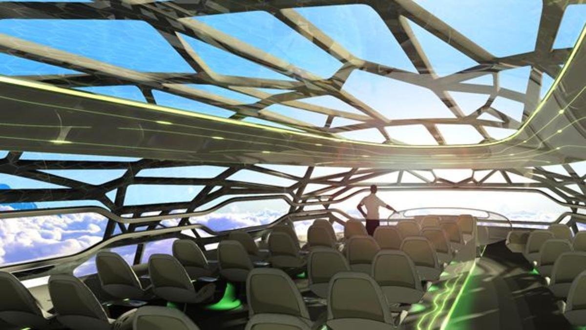 Το πιο εντυπωσιακό αεροπλάνο του κόσμου – Βίντεο και φωτογραφίες | Newsit.gr
