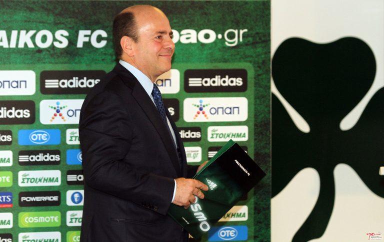 Αλαφούζος: Δεν ξεχνάμε τη μαφία του ποδοσφαίρου   Newsit.gr