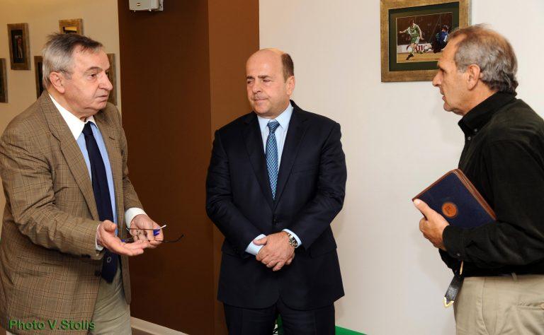 Τελικά μόλις 2,5 εκ. ευρώ η ΑΜΚ του Παναθηναϊκού | Newsit.gr
