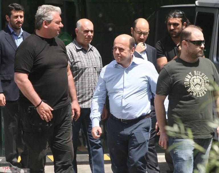 Αλαφούζος: Θα πολεμήσουμε μέχρι τελικής πτώσης την παράγκα | Newsit.gr