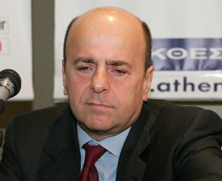 Αλαφούζος: Γυρίζουμε σελίδα, θέλουμε τον ΠΑΟ των οπαδών   Newsit.gr