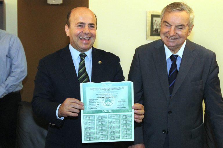 Αυτή είναι η συμφωνία μεταβίβασης της ΠΑΕ Παναθηναϊκός | Newsit.gr