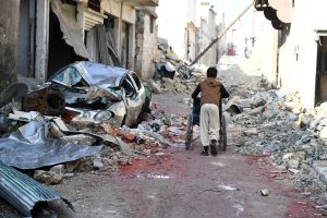 Συρία: Έξι άμαχοι νεκροί στο Χαλέπι