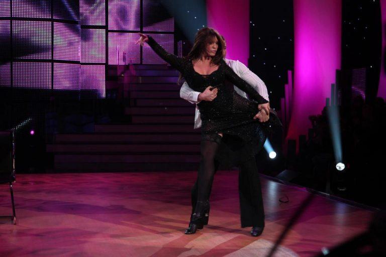 Βάνα Μπάμπα για Dancing: «Αν έμενα κι άλλο θα γινόμουν γραφική» | Newsit.gr