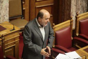 Αλεξιάδης: Έχουν μειωθεί τα ληξιπρόθεσμα