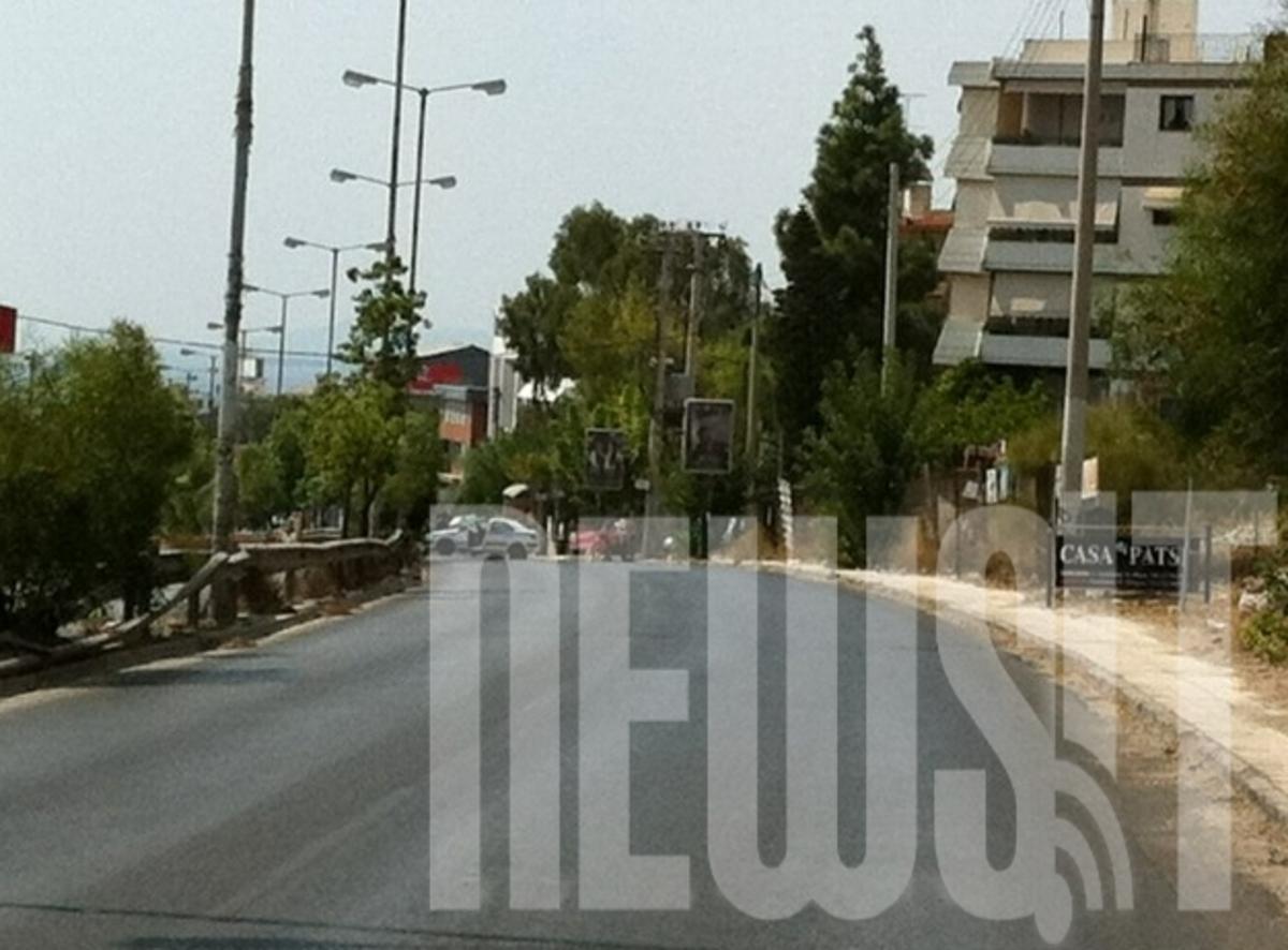 Φάρσα το τηλεφώνημα για βόμβα στην Αλίμου – Φώτο από το σημείο   Newsit.gr