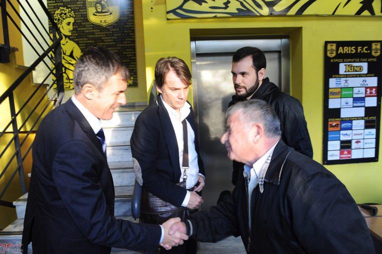Ανακοίνωσε Αλκαράθ ο Άρης | Newsit.gr
