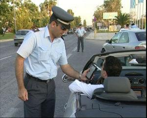Πρωτομαγιά: 268 απερίσκεπτοι οδηγοί συνδύασαν τιμόνι και αλκοόλ