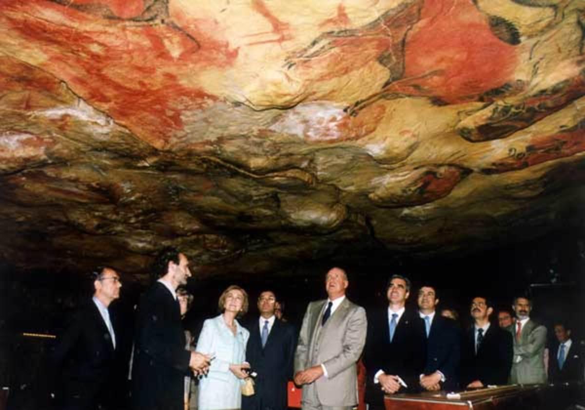 Ανοίγει για το κοινό το προιστορικό σπήλαιο στην Ισπανία   Newsit.gr