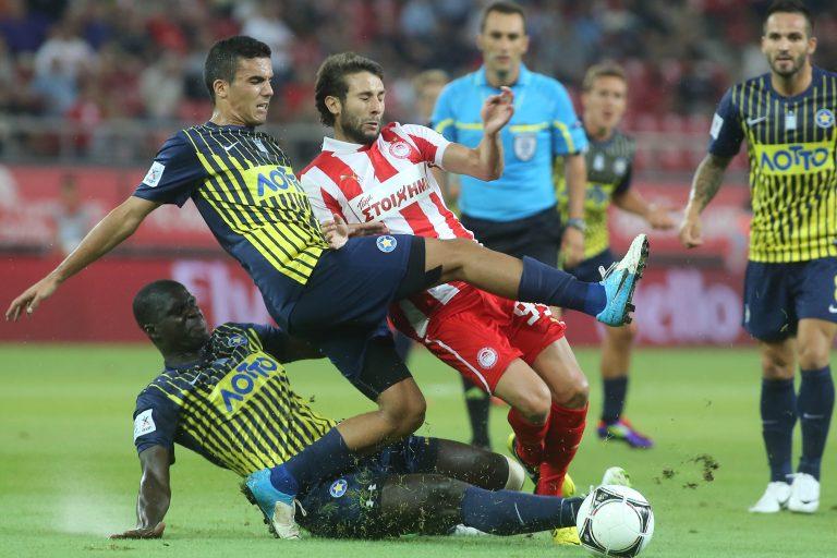 ΤΕΛΙΚΟ: Ολυμπιακός – Αστέρας Τρίπολης 1-0   Newsit.gr