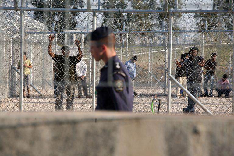 """""""Όλα καλά"""" τα βρήκε ο ΟΗΕ στην Αμυγδαλέζα   Newsit.gr"""
