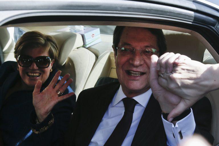 Σαμαράς και Αβραμόπουλος συνεχάρησαν τον Αναστασιάδη | Newsit.gr