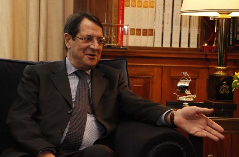 Υποψήφιος για τις προεδρικές του 2013 θα είναι ο Ν. Αναστασιάδης | Newsit.gr