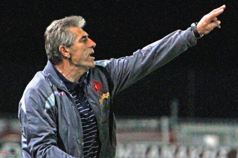 Αναστασιάδης: Ζήτησα να νικήσουν και για τον προηγούμενο προπονητή | Newsit.gr