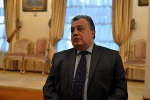 Κρεμλίνο: Μαχαιριά στην πλάτη η δολοφονία του Ρώσου πρέσβη