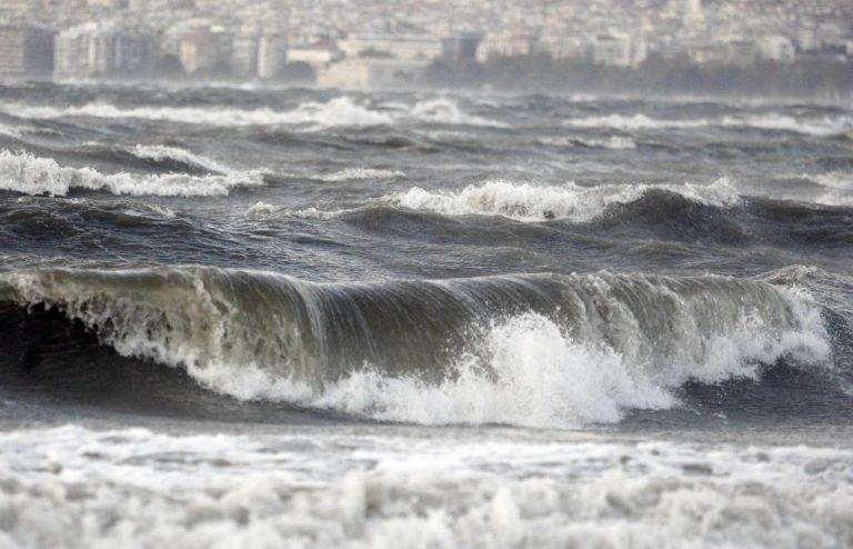 Έκτακτο δελτίο θυελλωδών ανέμων – Αναλυτική πρόγνωση καιρού   Newsit.gr