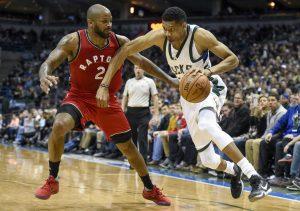 NBA: Εξαιρετική εμφάνιση από Αντετοκούνμπο και Κουφό [vids]