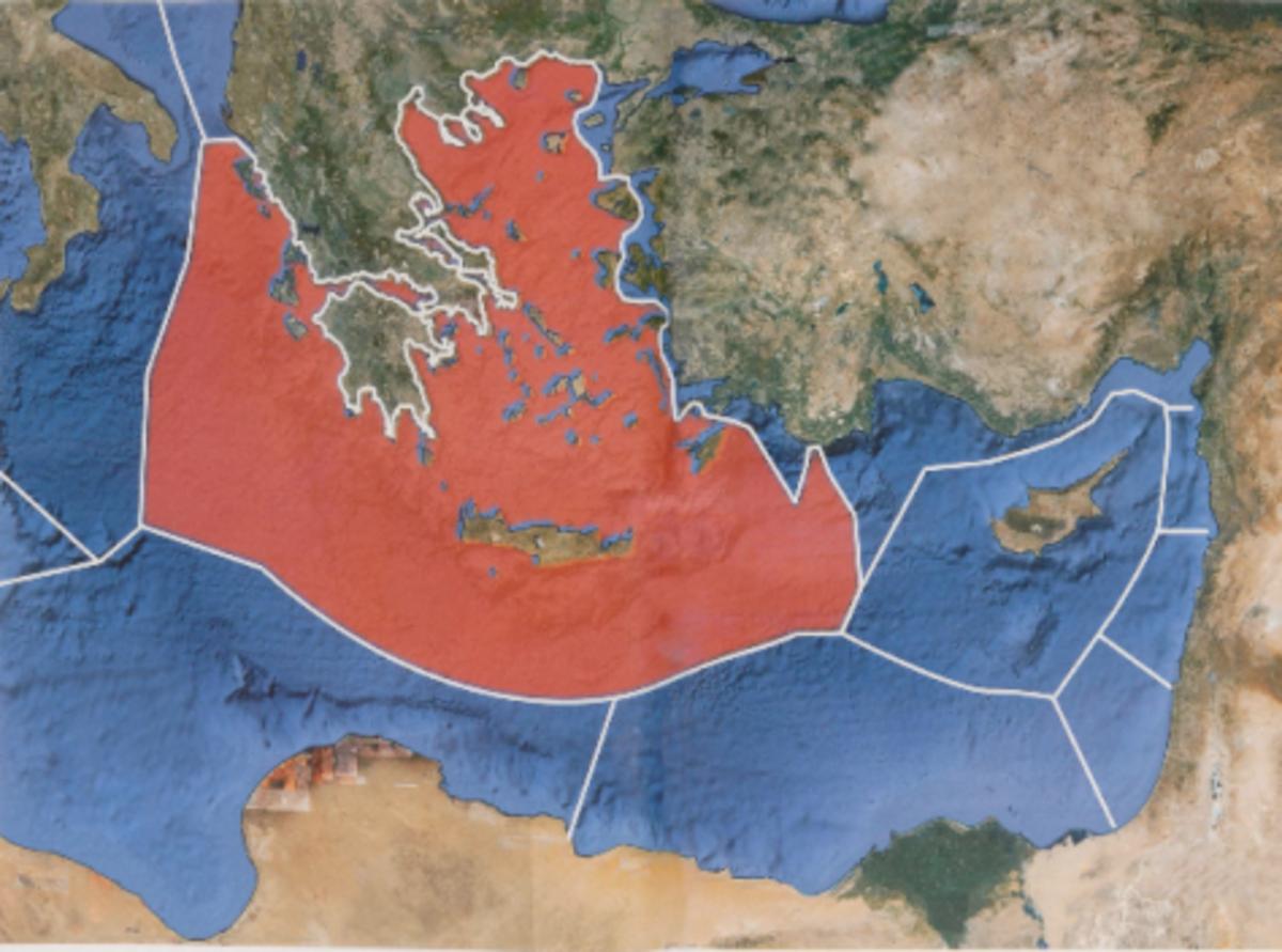 ΑΟΖ:η πρόταση που θα παρουσιάσει ο ΣΥΡΙΖΑ.Ποια σημεία θα προκαλέσουν συζήτηση | Newsit.gr