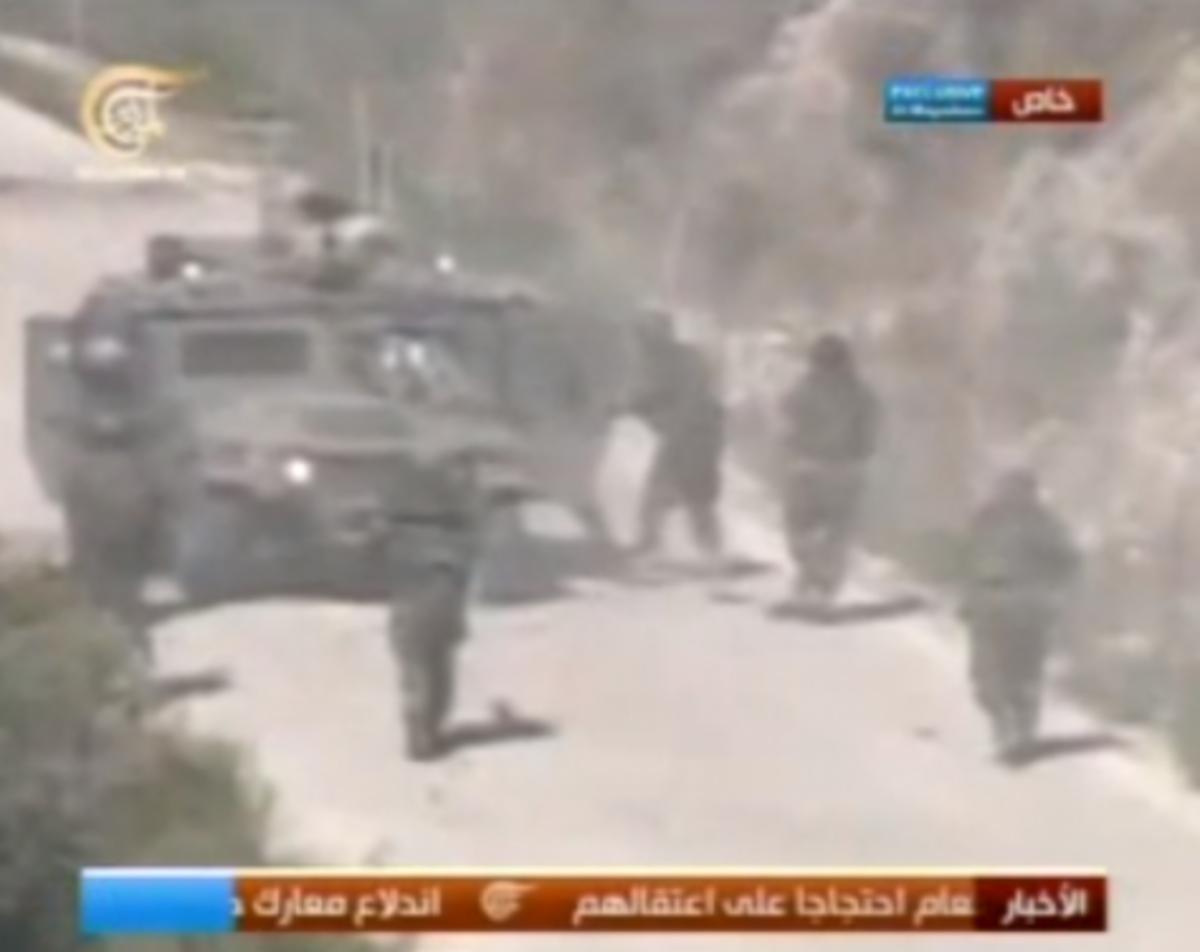 Το βίντεο της απαγωγής δύο ισραηλινών στρατιωτών έδωσε στη δημοσιότητα η Χεζμπολάχ | Newsit.gr